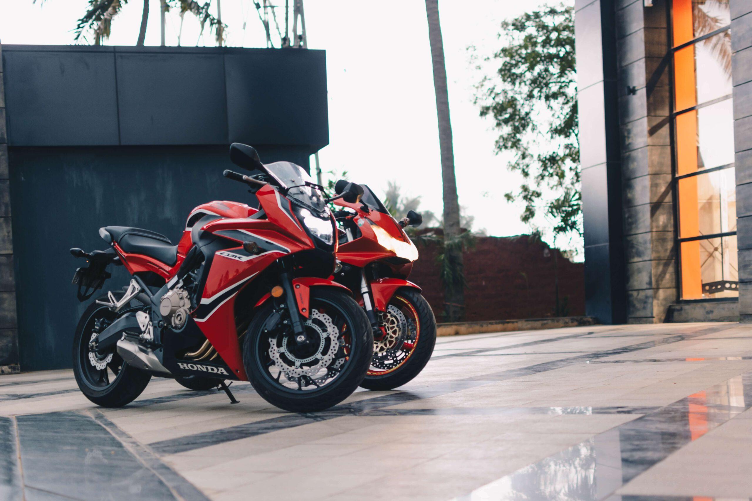 Cechy motocykli 125